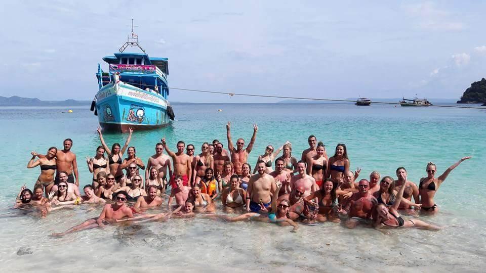 Koh Chang Boat Trip